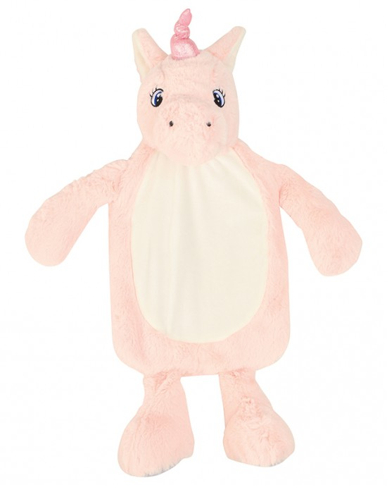 Mumbles Unicorn hot water bottle cover