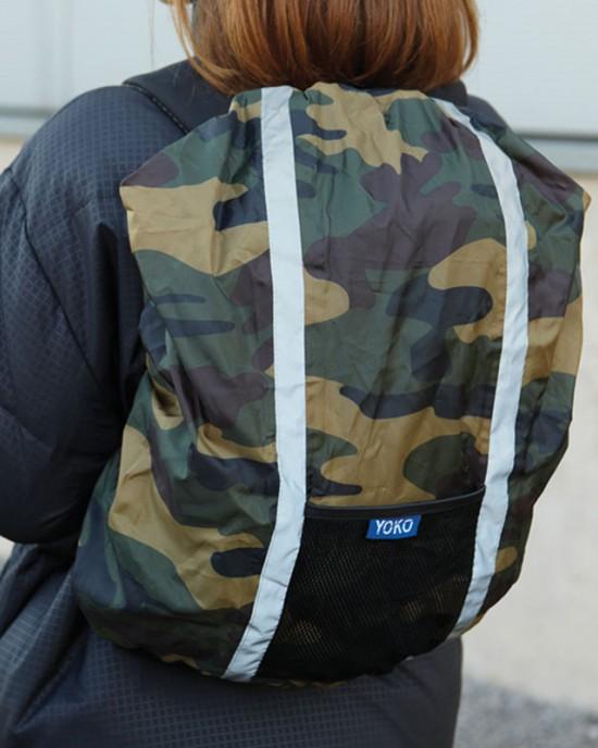Yoko Hi-vis rucksack covers (HVW068)