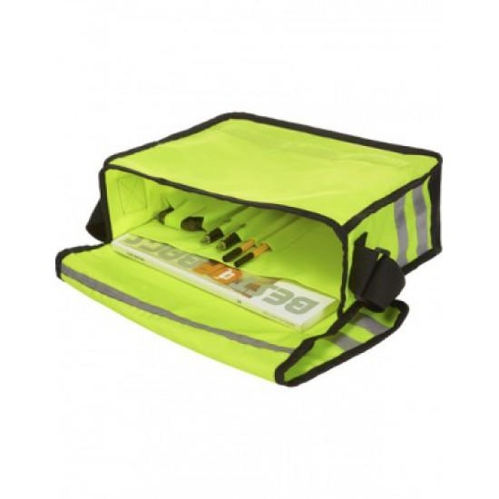 Shoulder bag Reflex (Neon Geel)
